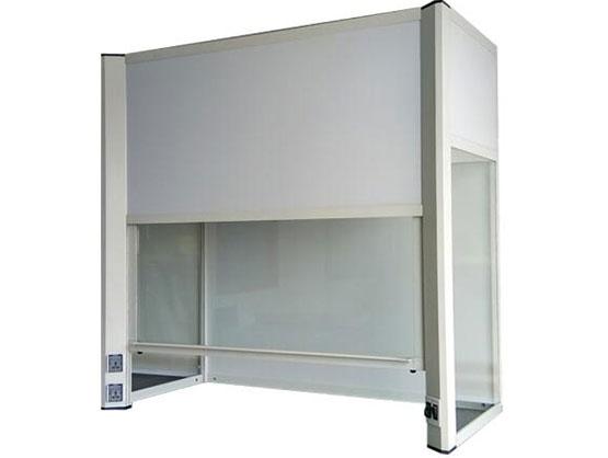 铝玻桌面排风罩